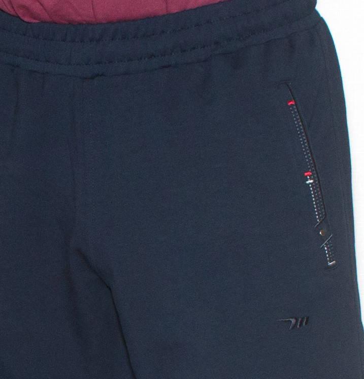 Чоловічі спортивні штани прямі сині Mxtim (M-3xL), фото 2