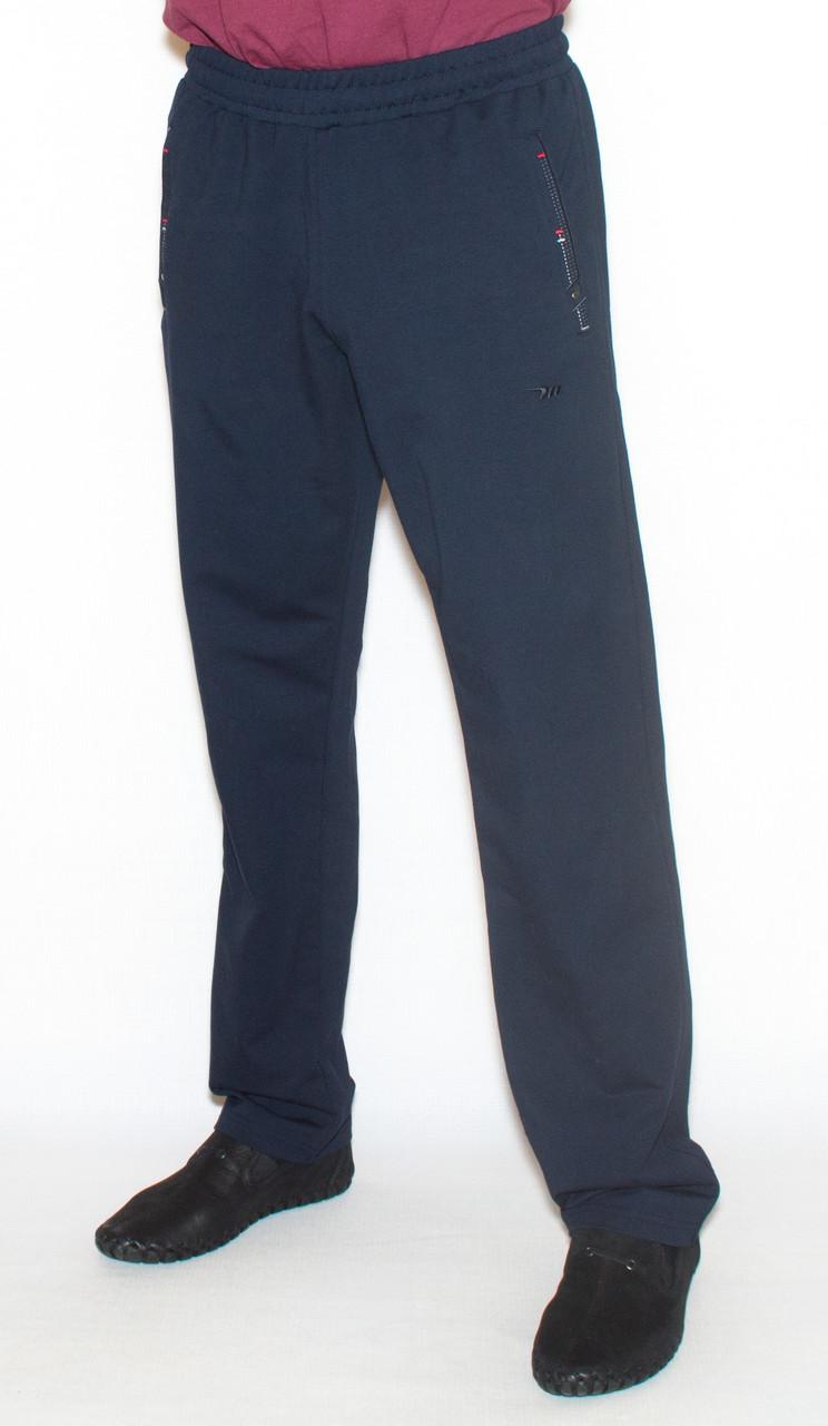 Чоловічі спортивні штани прямі сині Mxtim (M-3xL)