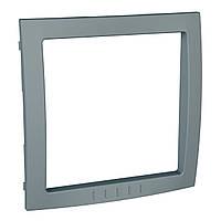 Рамка внутренняя серый техно Unica Colors
