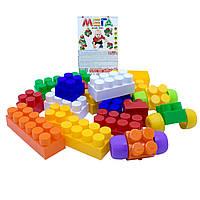Конструктор дитячий Maximus «Мега Майстер 2», 26 елементів арт. 5090