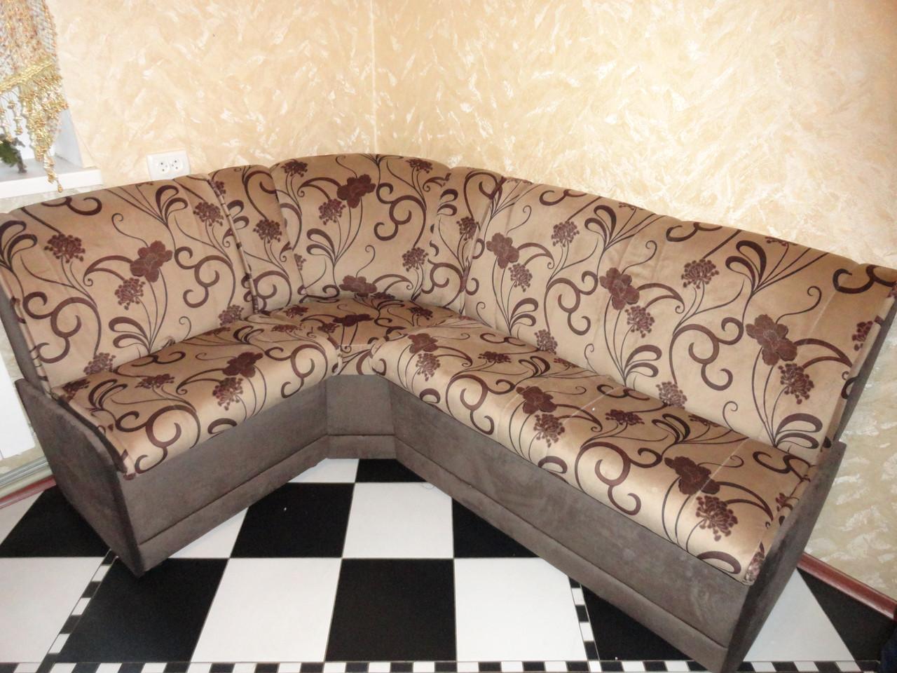 Угловой диван  для кухни Днепр. Кухонный уголок на заказ Днепр.