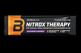 Предтреник BioTech Nitrox Therapy (17 г) биотеч нитрокс tropical fruit