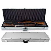 Кейс Emmebi 123х33х8 універсальний на 2 рушниці, алюмінієвий (ALB/2), фото 1