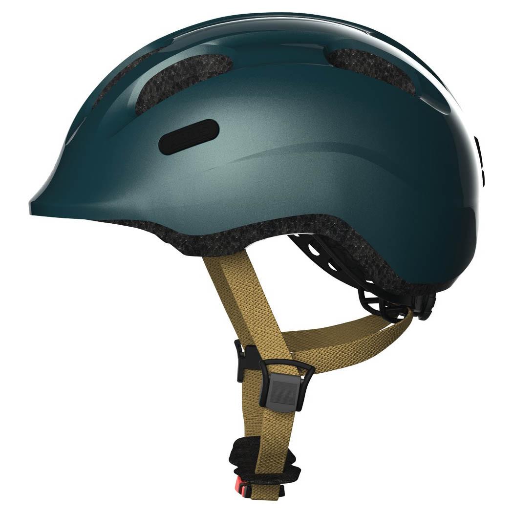 Велосипедний дитячий шолом ABUS SMILEY 2.0 S 45-50 Royal Green