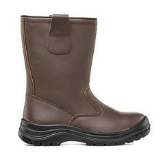 Сапоги кожаные защитные PYROXITE, S3 46