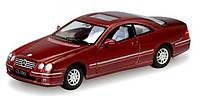 Машина. Автомодель металлическая 1:38 Mercedes-Benz CL500 КТ5043W Kinsmart