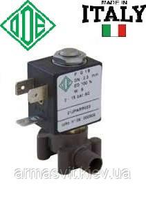 """Электромагн. клапан для воздуха 1/8"""", НЗ, FKM, -10+140°С, ODE 21JPARRV23 нормально закрытый, прямого дейстия."""