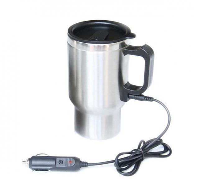 Автомобильная кружка с подогревом - термокружка Electric Mug 350 мл (11932)