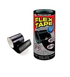 Водонепроницаемая изоляционная лента FLEX TAPE 152x20см прорезиненная (61212)