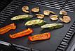Антипригарный тефлоновый коврик для гриля BBQ grill sheet 33х40х0.2см мат  черный(38204), фото 4