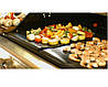 Антипригарный тефлоновый коврик для гриля BBQ grill sheet 33х40х0.2см мат  черный(38204), фото 5