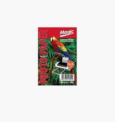 Глянцевая фотобумага Magic 10x15, 180 г. (100 л)