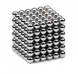 Игрушка конструктор головоломка Neocube Неокуб в боксе 216 магнитных шариков 5 мм (26511)