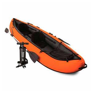 Надувная лодка Bestway Hydro-Force Raft Set 65052 весла насос