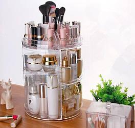 Органайзер для косметики вращающийся Cosmet Ics Storage Box Rot at Ive Rack JN-820 (556210)