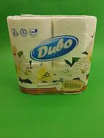 Качественная туалетная бумага белая Диво ЭЛИТ,4 рулончика в пачке (1 пач) заходи на сайт Уманьпак