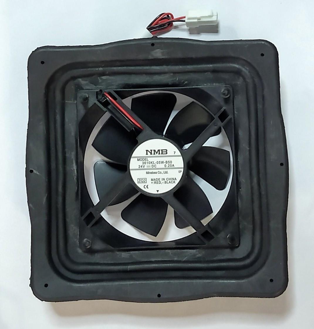 Вентилятор в морозильную камеру холодильника Whirlpool 481202858346
