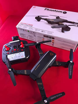 Квадрокоптер с камерой D5HW DRONE