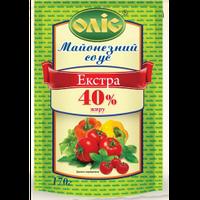 М-з Оліс 40% Екстра 170г д/п (4820015711328)