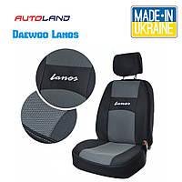 Чехлы сидений Daewoo Lanos, Дэу Ланос 96-