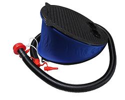 Механический ножной насос Intex .Насос для накачивания надувных бассейнов,кругов и матрасов для плавания.