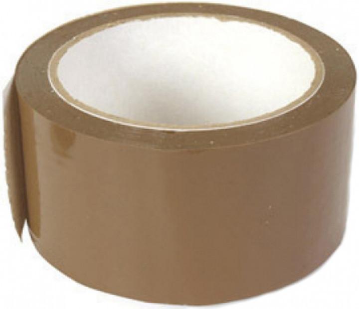 Клейкая лента 45*150*40 коричневая