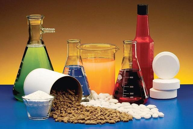 Промышленная и пищевая химия