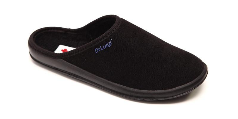 Тапочки діабетичні, для проблемних ніг чоловічі Dr. Luigi PU-01-90-01-90-TF