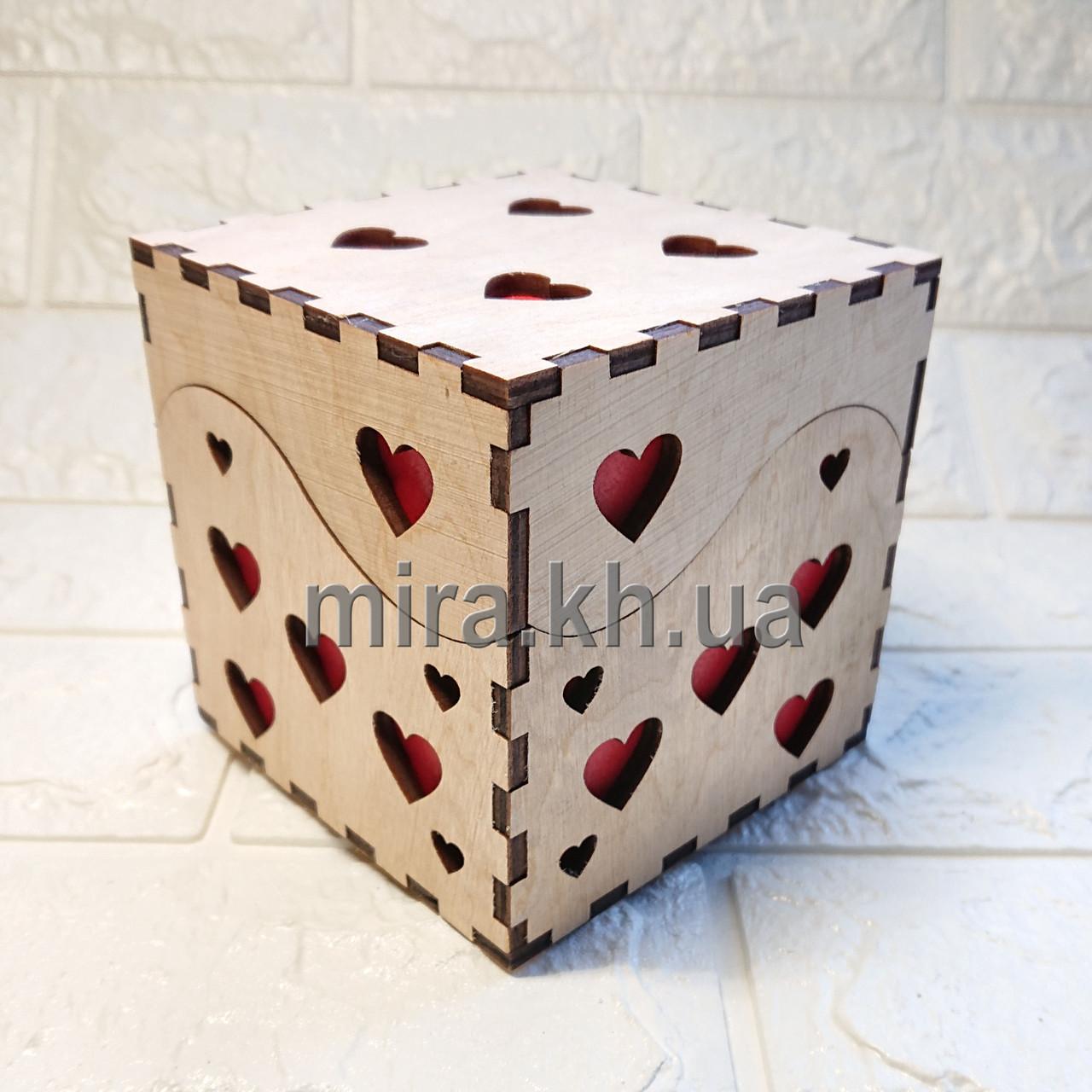 Скринька Кубик