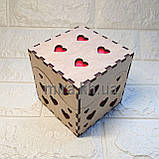 Шкатулка Кубик, фото 2