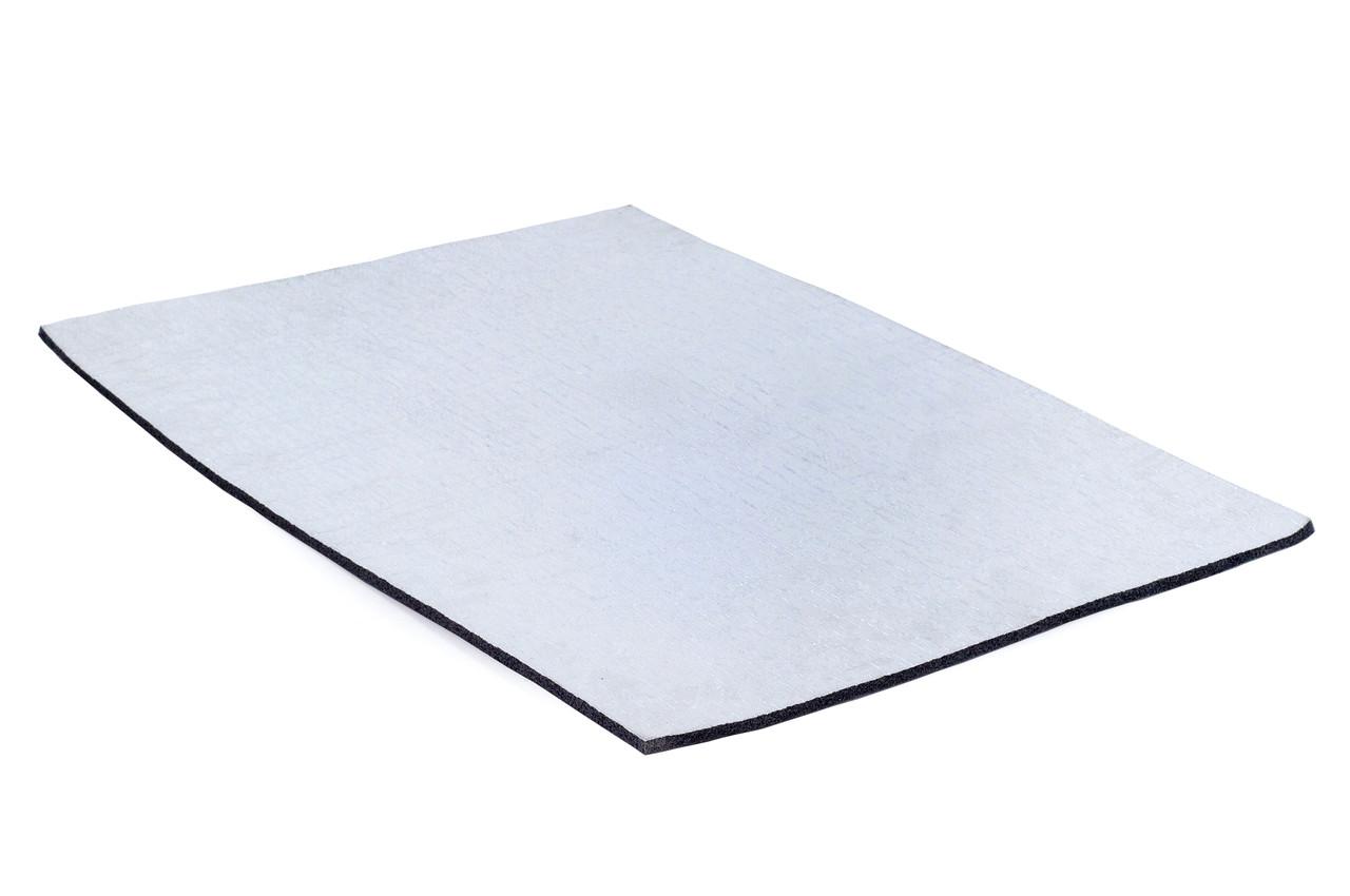 Хімічно зшитий пінополіетилен, т. 4 мм, металлизирован РЕТ плівкою т. 12 мкр, TERMOIZOL®