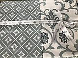 Комплект постельного белья сатин бамбук TM Belizza 200*220 Derin Yosun, фото 2