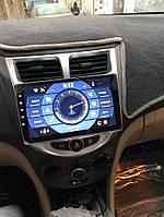 Штатная Android Магнитола на Hyundai Accent Solaris Verna 20010-2016 Model 4G-solution (М-ХВ-9-4Ж)