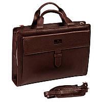 Портфель мужской Eminsa 7095-26-3 кожаный коричневый