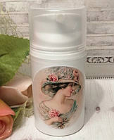 Дневной крем для лица с йогуртом и комлексом фитостеролов (с омолаживающим эффектом)