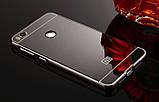 Алюминиевый чехол бампер для Xiaomi  Mi4s, фото 5