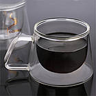 Стеклянная чашка Saval FLY SPRAY Прозрачный 15532673453, КОД: 1082779, фото 5