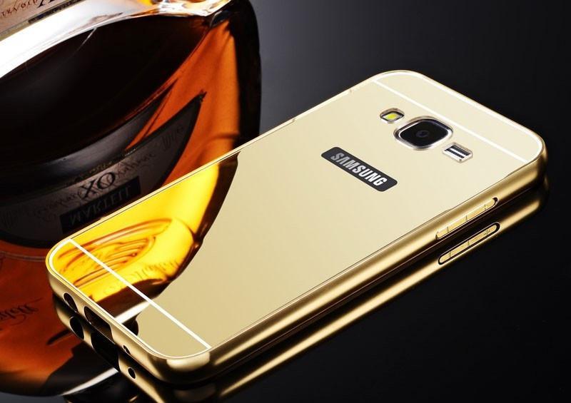 Алюминиевый чехол для Samsung Galaxy J7/J700H (2015 год)