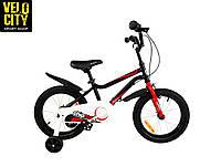 """Велосипед детский RoyalBaby Chipmunk 14"""", OFFICIAL UA, черный, фото 1"""