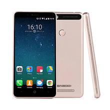 Смартфон Leagoo Kiicaa power2/16GB+Чехол Золотой