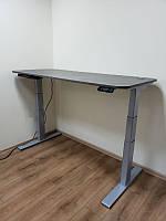 Suspa ELS3 650m Эргономичный стол для работы стоя и сидя регулируемый по высоте электроприводом, фото 1