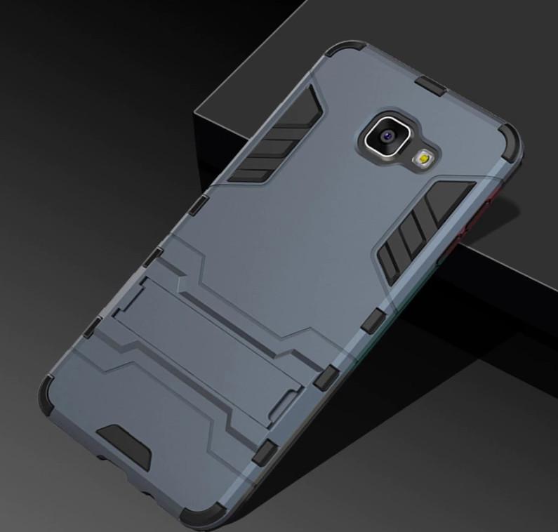Противоударный бампер Samsung Galaxy A7/A720 (2017)