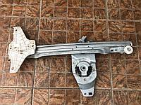 Стеклоподъемник задней левой двери Citroen C4 Picasso 2006-2013, фото 1