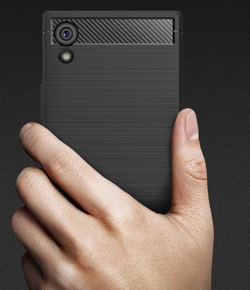 Защитный чехол-накладка для Sony Xperia XA1 Ultra (G3212) (G3221) (G3223) (G3226)