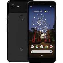 Смартфон Google Pixel 3a XL 4/64GB Just Black Европейская версия 9 мес.