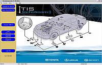 Оригинальный дилерский сканер Toyota