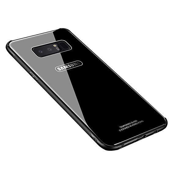 Стеклянный чехол для Samsung Galaxy S7 Edge