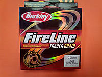 Плетёный PE шнур Fire Line от Berkley