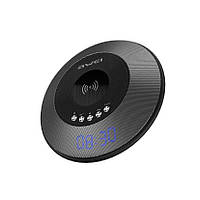 Колонка Awei Y290 Bluetooth with wireless charger Black