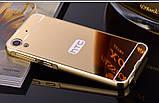 Алюминиевый чехол бампер для HTC Desire 628/626, фото 4